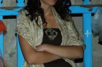 Beautiful Girl In Paros