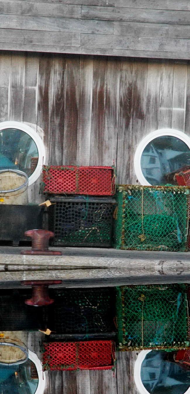 Harbour Clutter